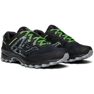 saucony Excursion TR12 GTX Shoes Men Black bei fahrrad.de Online