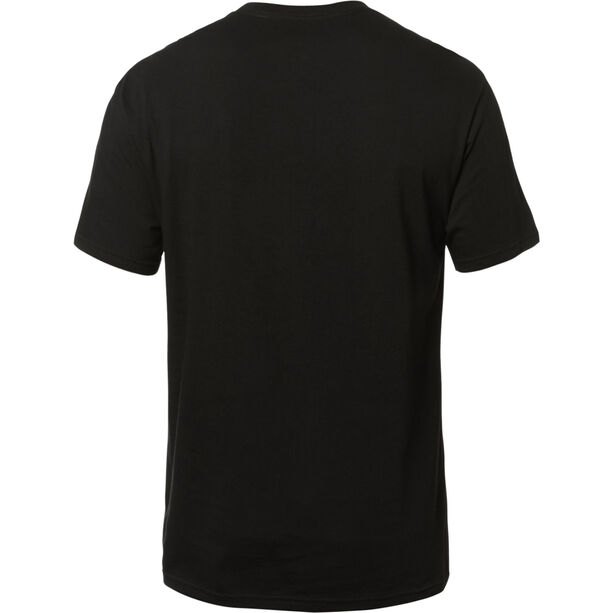 Fox Flat Head Premium SS Shirt Herren black/grey