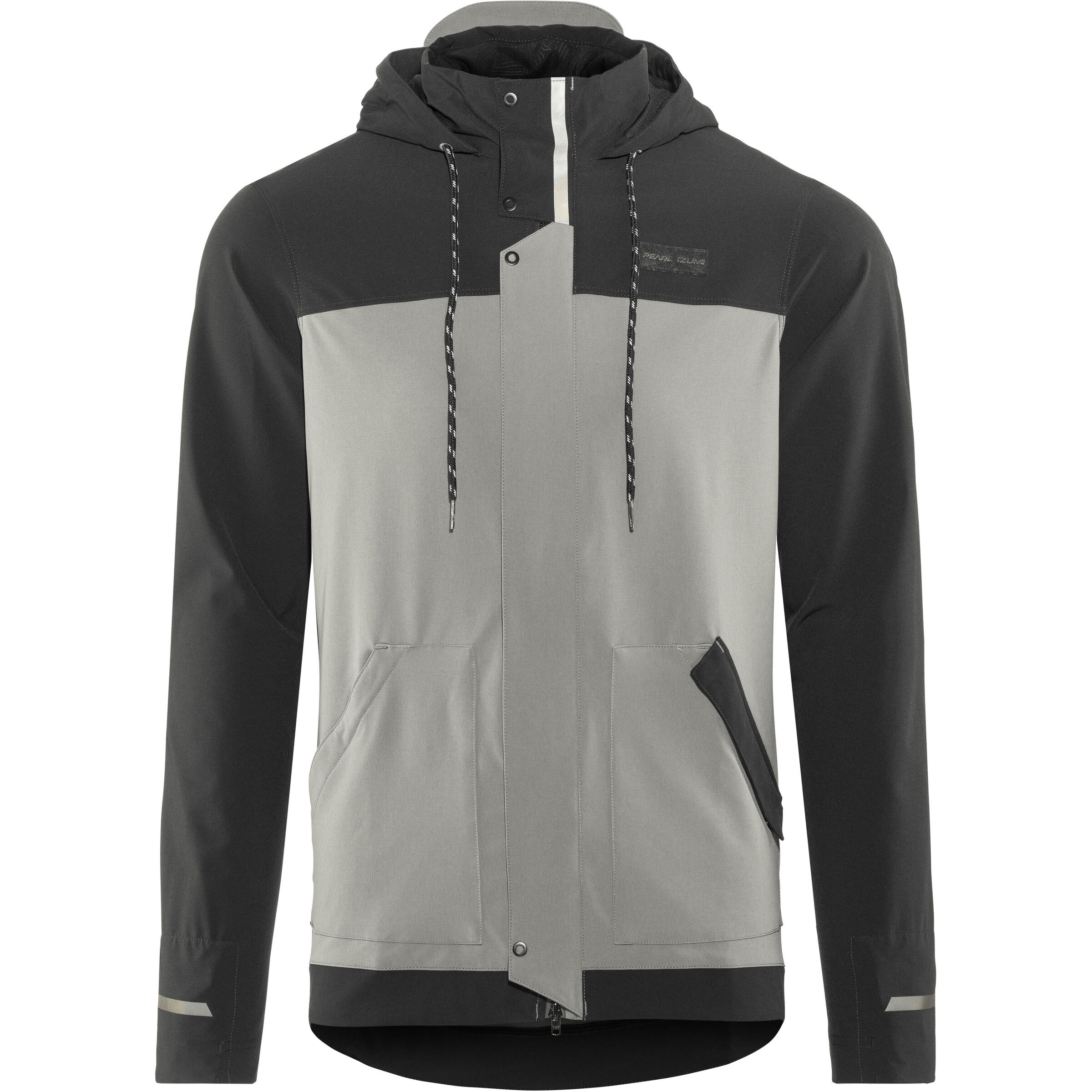 PEARL iZUMi Versa Barrier Jacket Herren blacksmoked pearl