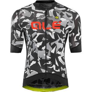 Alé Cycling Graphics PRR Glass SS Jersey Herren black-grey black-grey