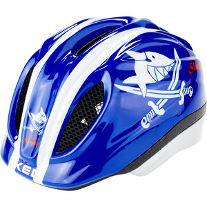 KED Meggy Originals Helmet Kinder sharky blue sharky blue