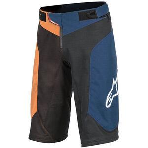 Alpinestars Vector Shorts Herren black/energy orange black/energy orange