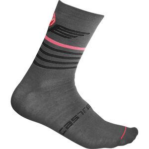 Castelli Lancio 15 Socken dark gray dark gray