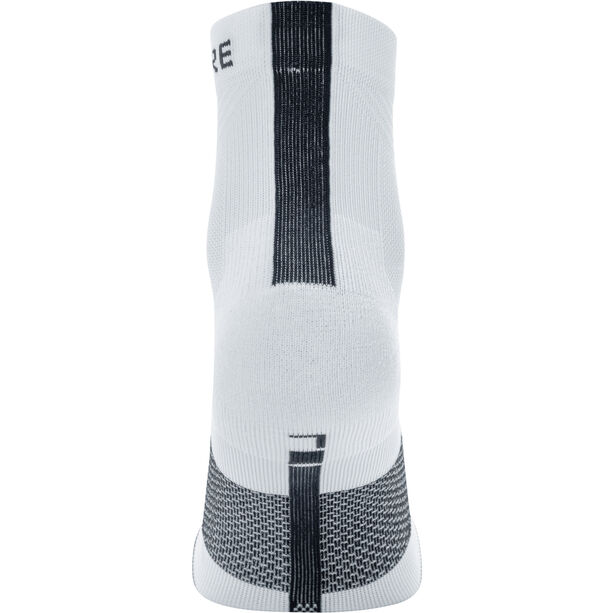 GORE WEAR R7 Mid Socks white/black