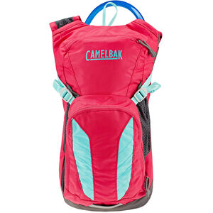 CamelBak Mini M.U.L.E. Hydration Pack 1,5l Kinder azalea/aruba blue azalea/aruba blue
