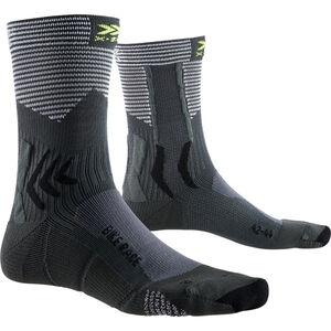 X-Socks Bike Race Socks charcoal/arctic white charcoal/arctic white