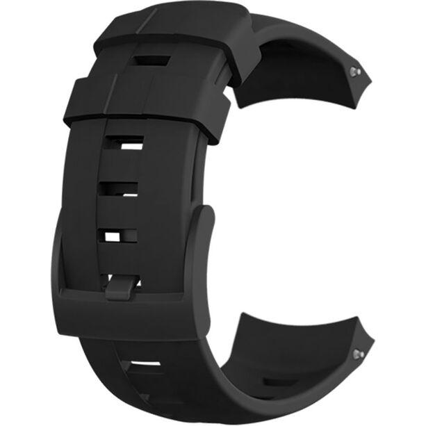 Suunto Ambit3 Vertical Soft Silicone Strap black