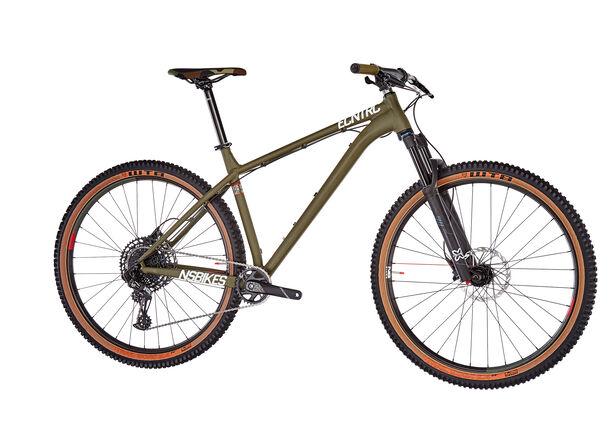 """NS Bikes Eccentric Lite 1 29"""" camo"""