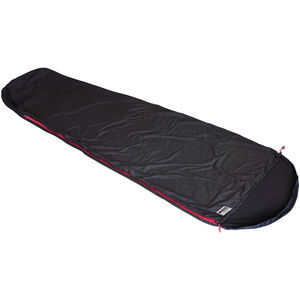 High Peak Nanuk Fleece Sleeping Bag black black