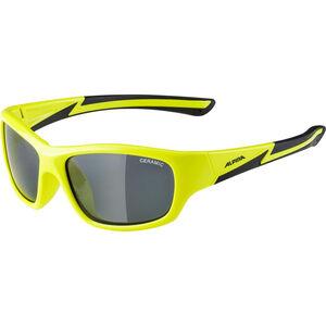 Alpina Flexxy Glasses Youth neon yellow-black bei fahrrad.de Online