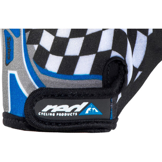 Red Cycling Products Race Bike Gloves Kinder blue-grey