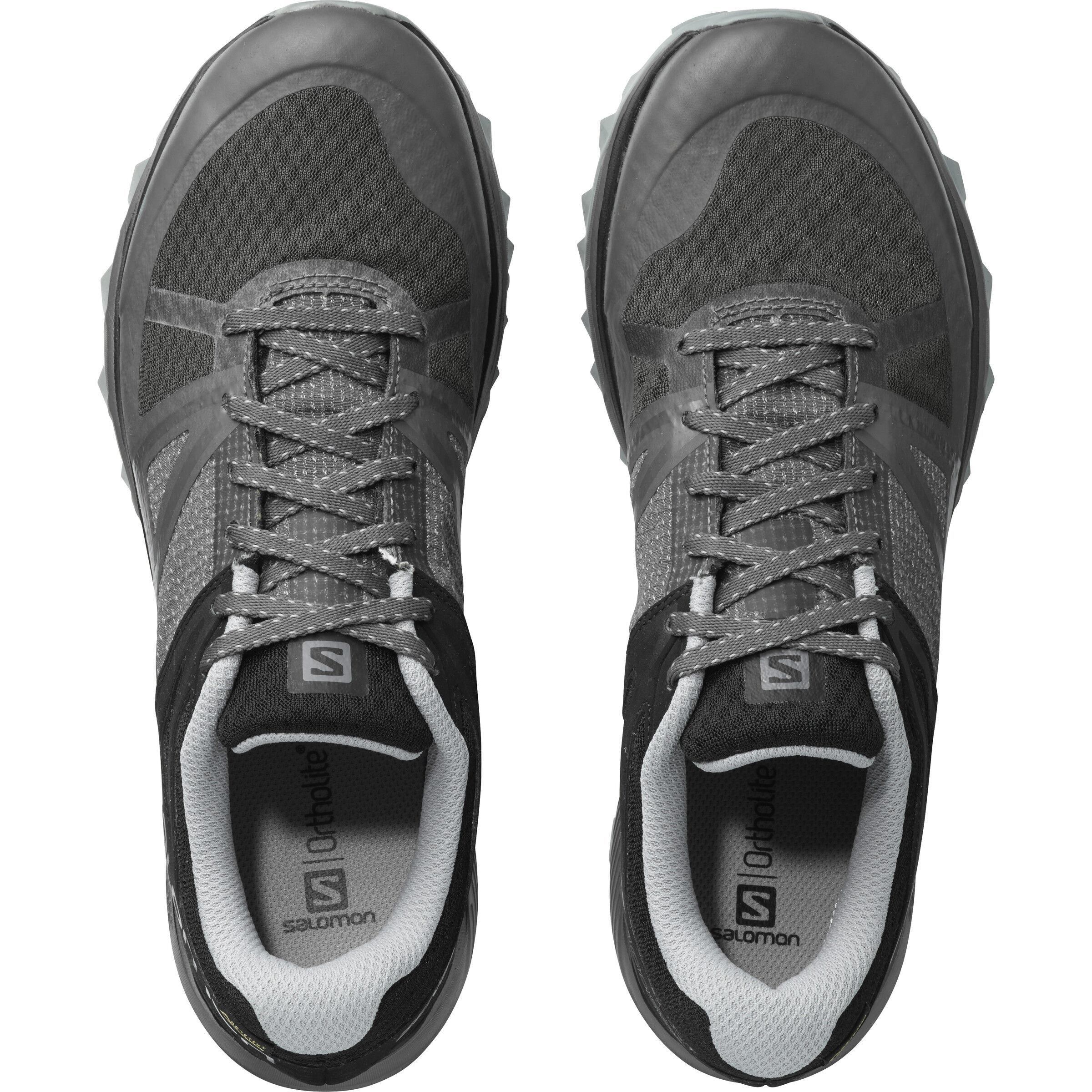 Salomon Trailster GTX Shoes Herren magnetblackquarry