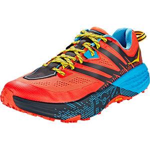 Hoka One One Speedgoat 3 Running Shoes Men Nasturtium/Spicy Orange
