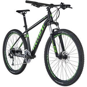 "Ghost Kato 4.7 AL 27,5"" night black/riot green bei fahrrad.de Online"