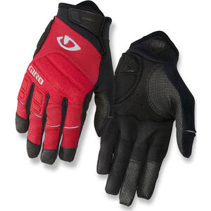 Giro Xen Gloves Men Dark Red/Black/Gray bei fahrrad.de Online