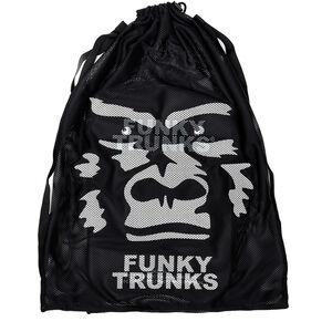 Funky Trunks Mesh Gear Bag the beast the beast