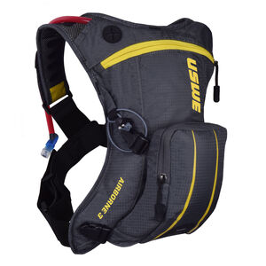 USWE Airborne 3 Rucksack grey/yellow grey/yellow