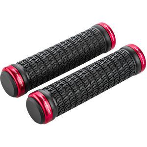 ACROS R1 A-Grips rot/schwarz rot/schwarz