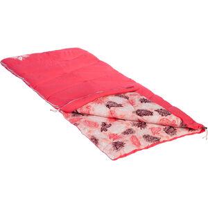 Nomad Sleepybeauty Sleeping Bag Juniors Pink/Print bei fahrrad.de Online