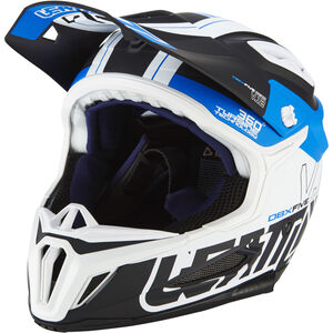 Leatt DBX 5.0 Composite Helmet black/blue black/blue