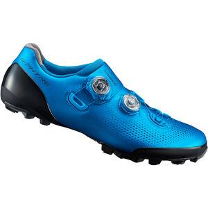 Shimano SH-XC901 Shoes Men Wide Blue bei fahrrad.de Online