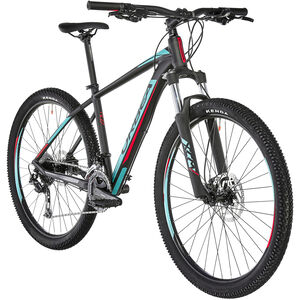 "ORBEA MX 40 27,5"" Black-Turquoise-Red bei fahrrad.de Online"