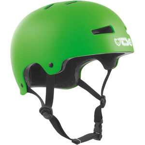 TSG Evolution Solid Color Helmet satin-limegreen satin-limegreen