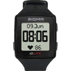 SIGMA SPORT ID.Life Pulsuhr schwarz bei fahrrad.de Online