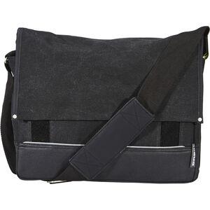 Basil Urban Fold Gepäckträgertasche schwarz schwarz