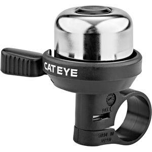 CatEye OH 1000 Fahrradklingel silber/schwarz silber/schwarz