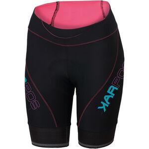 Karpos Verve Shorts Damen black/pink fluo black/pink fluo