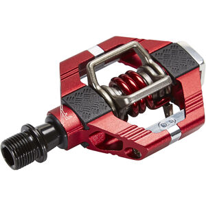 Crankbrothers Candy 7 Pedals rot rot