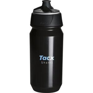Tacx Shanti Trinkflasche 500ml schwarz schwarz