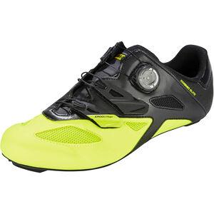 Mavic Cosmic Elite Shoes black/ black/safety yellow