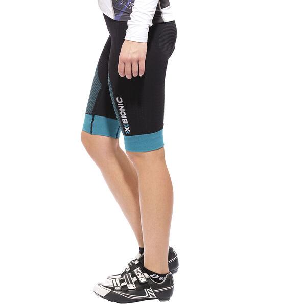 X-Bionic Effektor Power Ow Biking Bib Short Comfort Damen