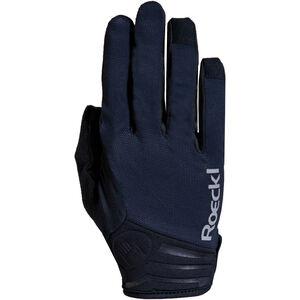 Roeckl Mileo Handschuhe schwarz schwarz