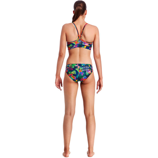 Funkita Sports Brief Damen tropic tag