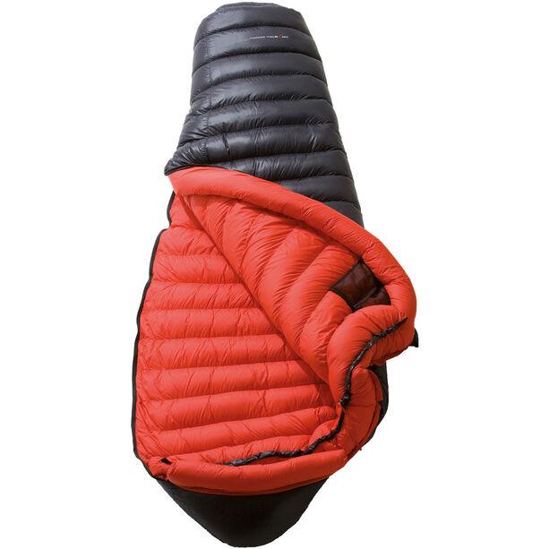 Yeti V.I.B. 1000 Sleeping Bag XL black/red