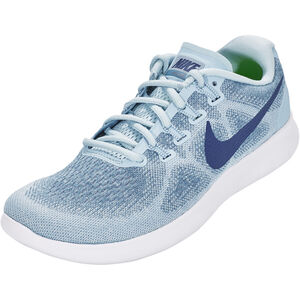 Nike Free RN 2017 Running Shoes Women ocean bliss/navy-glacier blue-noise aqua bei fahrrad.de Online