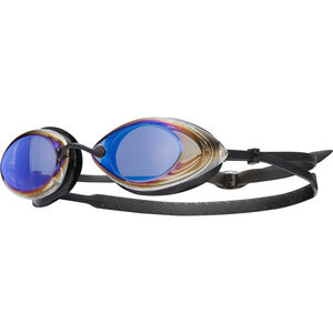 TYR Tracer Racing Mirrored Goggles clear ice clear ice