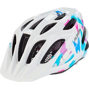Alpina FB Jr. 2.0 Helmet white bttrfly bei fahrrad.de Online