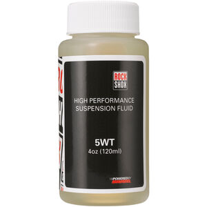 RockShox 5wt Suspension Oil 120 ml