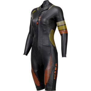Colting Wetsuits Swimrum SR02+ Wetsuit Damen black black
