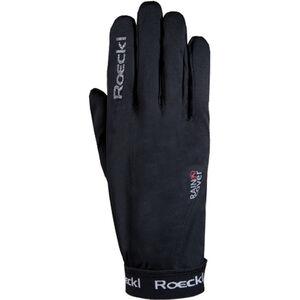 Roeckl Raron Handschuhe schwarz schwarz