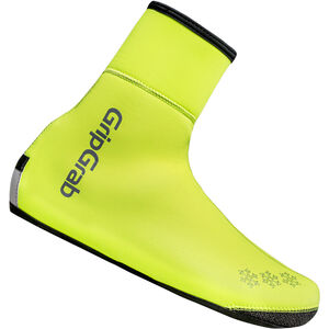 GripGrab Arctic Hi-Vis Waterproof Deep Winter Shoe Cover fluo yellow fluo yellow