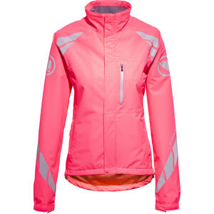 Endura Luminite DL Jacke Damen neon pink neon pink