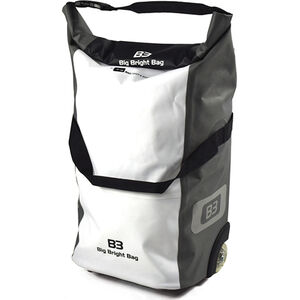 B&W International B3 Bag Trolley white white