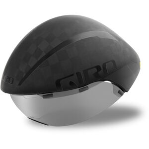Giro Aerohead Ultimate MIPS Helmet matte black/gloss black matte black/gloss black