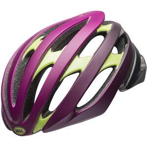 Bell Stratus Helmet matt plum/pear/black bei fahrrad.de Online