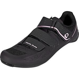 PEARL iZUMi Select Road V5 Shoes Damen black/black black/black